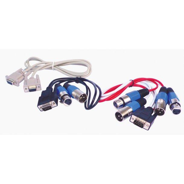Cable Set XLR