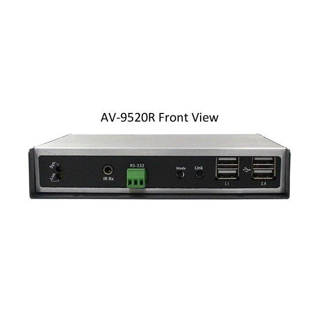 Beacon 4K2K HDMI extender, Videowall, USB - Receiver